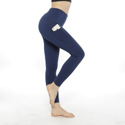 Legging Navy with Pocket