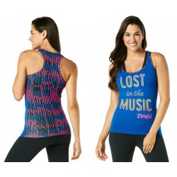 Lost In The Music Racerback