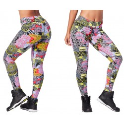 Zumba Unity Perfect Long Leggings