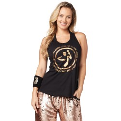 FOR ZUMBA LOVERS LOOSE TANK