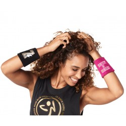 ZUMBA BUST A MOVE WRISTBANDS 2PK