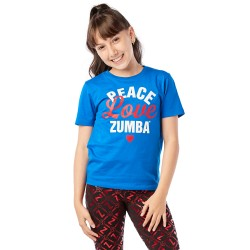 ZW JUNIORS LOVE ZUMBA TEE UNISEX